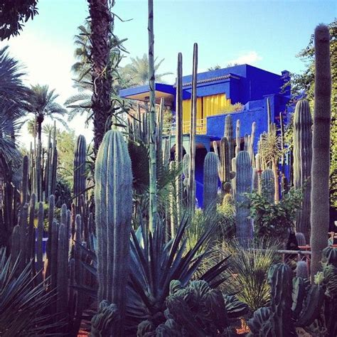 Garten Yves Laurent Marrakech by 17 Best Images About Yves Et Le Maroc On