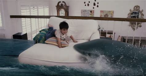 Free Living Room Fighting This Adorable 4 Year Fight A Cgi Jaws In His