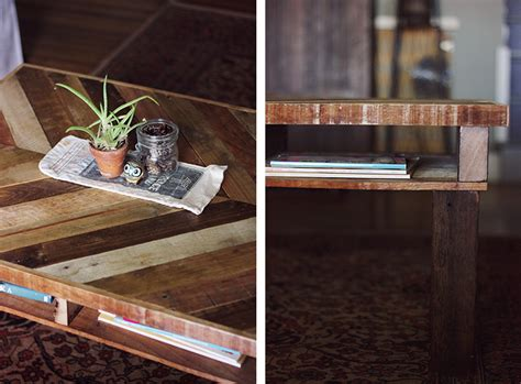 wd laz detail diy wood pallet coffee table