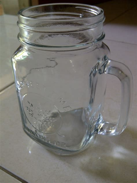 Gelas Jar Harvest Time harvest time glass jar for cafe resto coffee shop