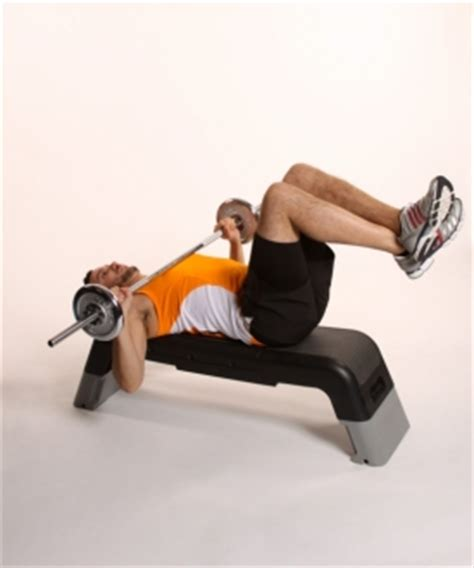 bench press online bench press with barbell ibodz online personal trainer
