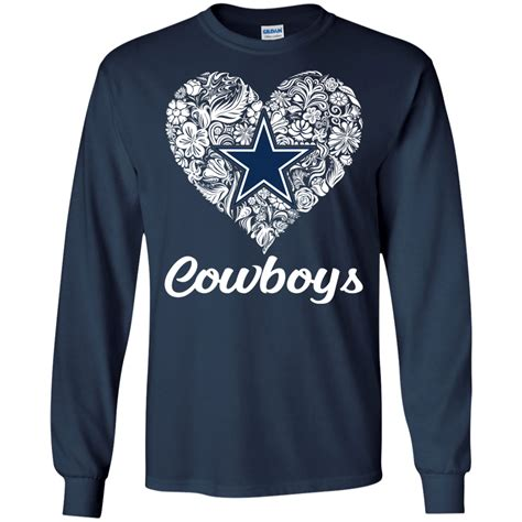 Hoodie Lace Shirt by Dallas Cowboys Lace With Logo Shirt Hoodie