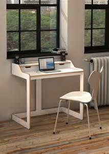 Small Desk Furniture Modern Desks For Small Spaces White Wood Modern Desk For Small Space Archie S Room