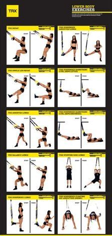 trx workout you ll feel it in the morning active