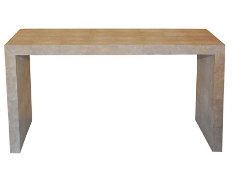 Parsons Desk Ikea Diy Turn Ikea S Expedit Unit Into A Parsons Table