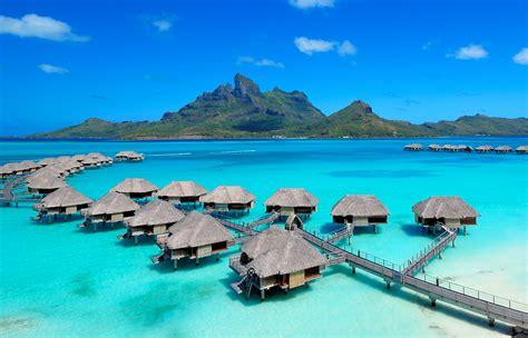 best bora bora hotel four seasons resort bora bora 171 luxury hotels travelplusstyle