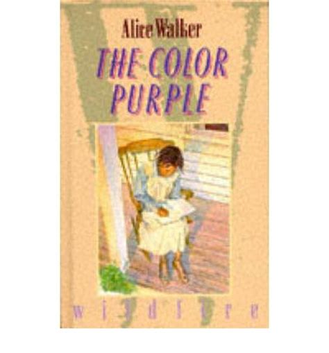 color purple book the color purple walker 9780521403979