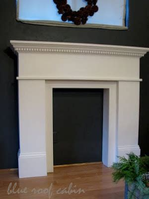 Fireplace Without Mantle by 25 Best Ideas About Faux Mantle On Building A