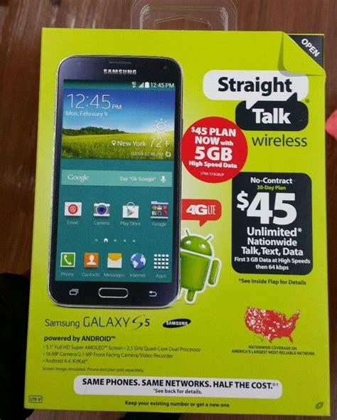 straight talk on trade 0691177848 straight talk samsung galaxy s5 ebay