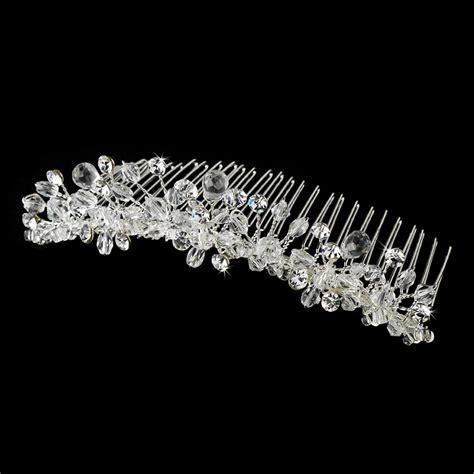 wholesale swarovski bridal comb wedding combs