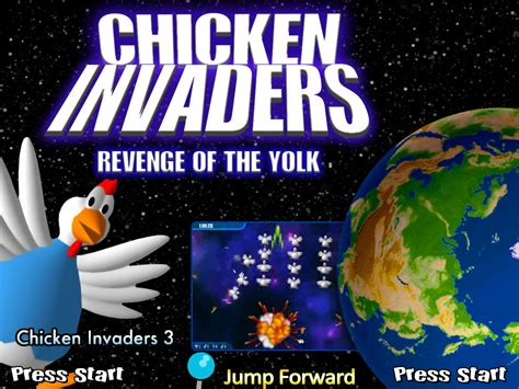 Download Full Version Game Of Chicken Invaders 3 | chicken invaders 3 revenge of the yolk full version free