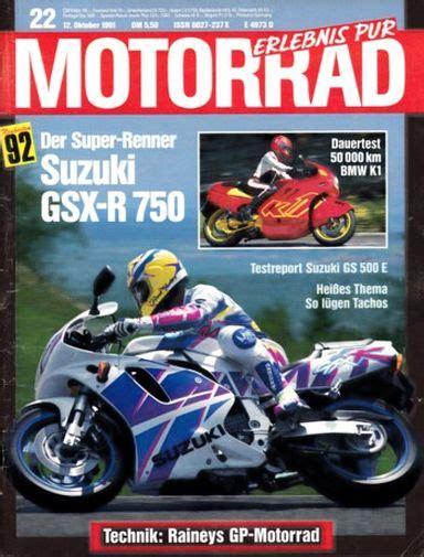 Motorrad Shop St Pölten by Motorradzeitungen Testberichte Gebrauchte
