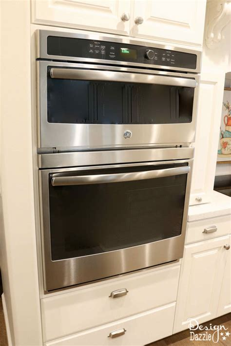 microwave over double ovens design ideas convection oven microwave double oven alternative