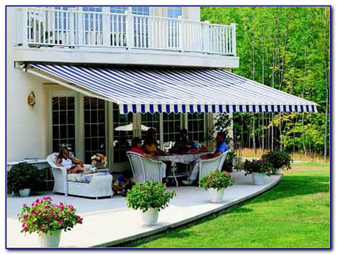 awning decorations diy patio awning ideas patios home decorating ideas