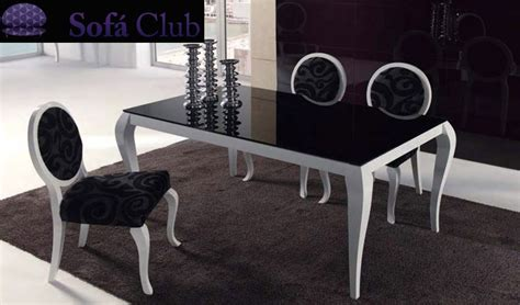mesas de comedor de cristal de diseno mesa de comedor de dise 241 o extensible con cristal
