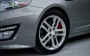 Kia Optima Rims 2013 Kia Optima Sxl Wheels Photo 5