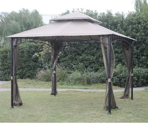hton bay pergola bamboo gazebo garden structure 28 images 376 best images about porches patios and pergolas
