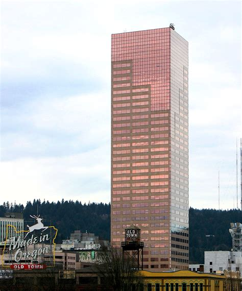 us bank tower portland and sew it goes the giving of gifts