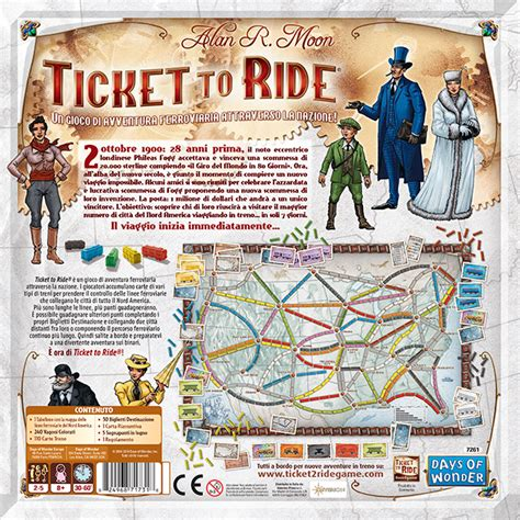 ticket to ride gioco da tavolo ticket to ride giochi da tavolo asterion press www
