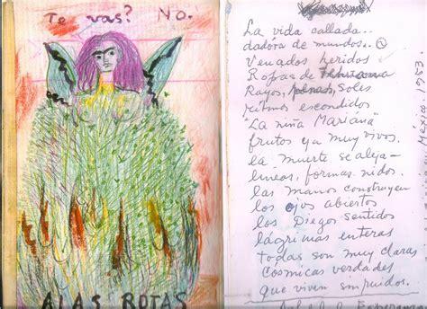 libro el diario de frida alas rotas frida kahlo y las cartas a un amor ca 243 tico culturetas cultura con