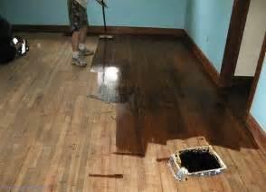 Hardwood Floor Sanding Refinishing 100 Yr White Pine Floor Subfloor Paint Living Room Kitchen House