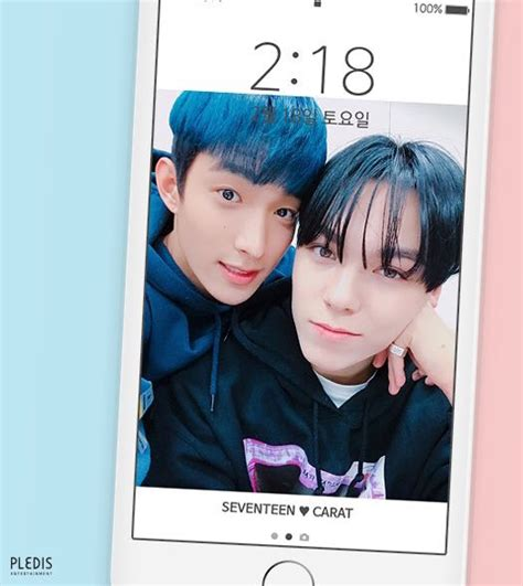 seventeen celebrates dk and vernon s birthdays official soompi