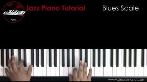 tutorial piano georgia jazz piano tutorial blues scale english on vimeo