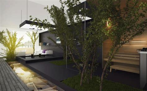 imagenes jardines interiores casas patio interior cincuenta ideas modernas para decorarlo