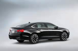 Chevrolet Impala 2015 2015 Chevrolet Impala Blackout Concept Sema 2014 Gm
