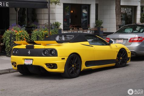 Ferrari 360 Tuning by Rare Sighting Hamann Tuned Ferrari 360 Spider Chillin In