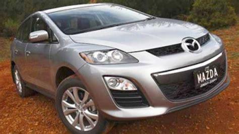 mazda cx 7 used car review used car review mazda cx 7 2006 2010