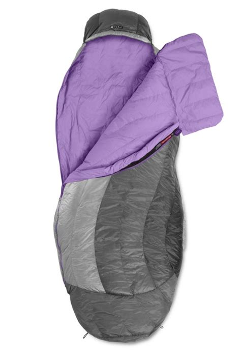 Side Sleeper Sleeping Bag by Nemo Rhapsody 30 Sleeping Bag Review