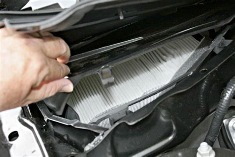 ford duty cabin air filter location ford free