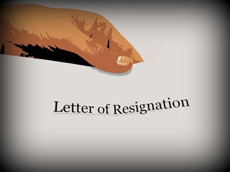 Resignation Letter Upset How To Tell When Someone Will Resign 7 Common Signs Thinkdobusiness
