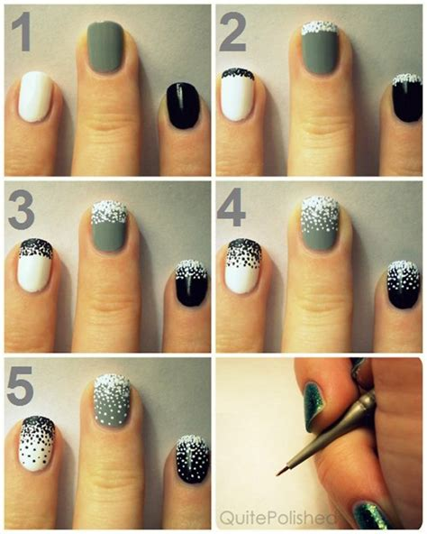 tutorial nail art designs 38 interesting nail art tutorials style motivation