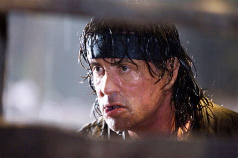 Sylvester Stallone In Rambo 4 by Rambo Is Coming Back But Without Sylvester Stallone