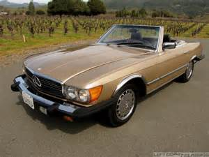 1985 Mercedes 380sl 1985 Mercedes 380sl For Sale