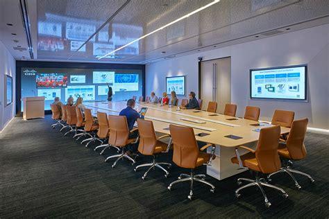 5 cisco executive briefing center lighting design cisco offices showcase future of work the network the