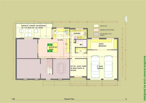 home add on plans floor plans designed by nevena angelova home addition
