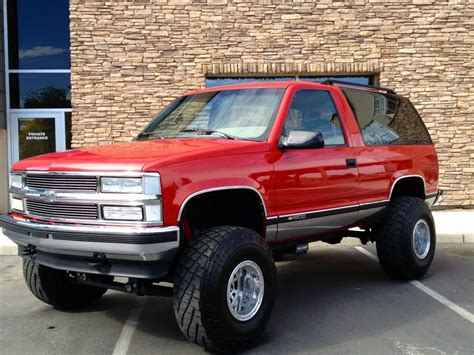 Power Lifier Blazer X4 1992 2dr 4x4 chevrolet blazer 6in lift clean