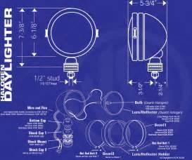 kc light wiring diagram for most lights driving light