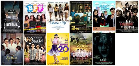 film indonesia action 2017 film indonesia tayang bulan april 2017 bioskop september 2017