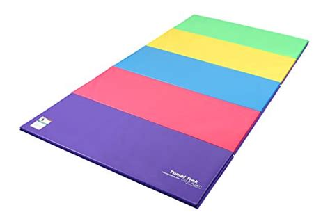 tumbl trak folding gymnastics mat 5ft x 10ft