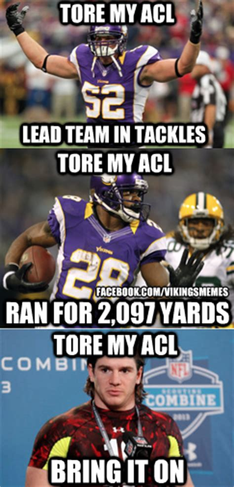 Viking Meme - vikings draft 2013 who will be the top rookie daily