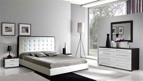 black and white bedroom set 1 contemporary furniture 174 product page