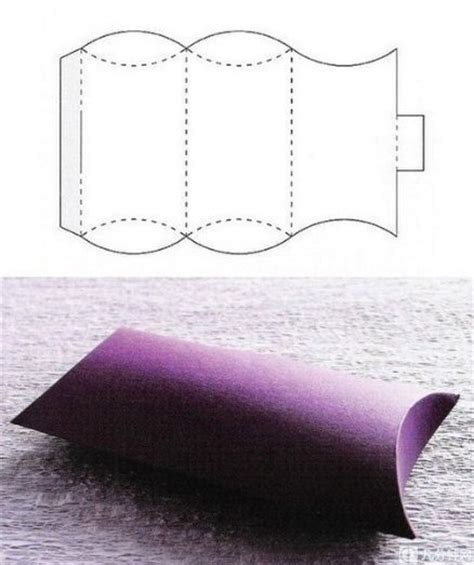 17 best ideas about pillow box on pinterest pillow box