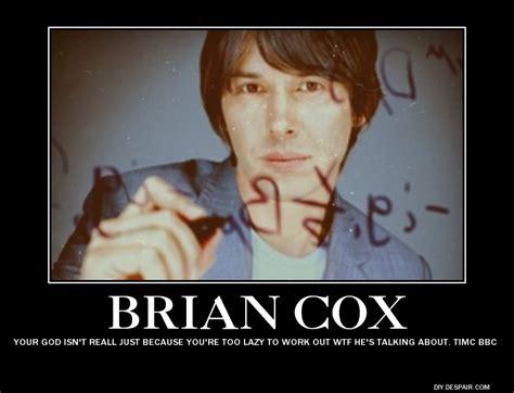 Brian Cox Birthday Card