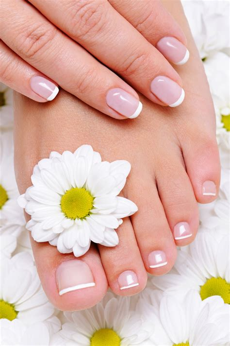 Manicure And Pedicure 10 steps for nails