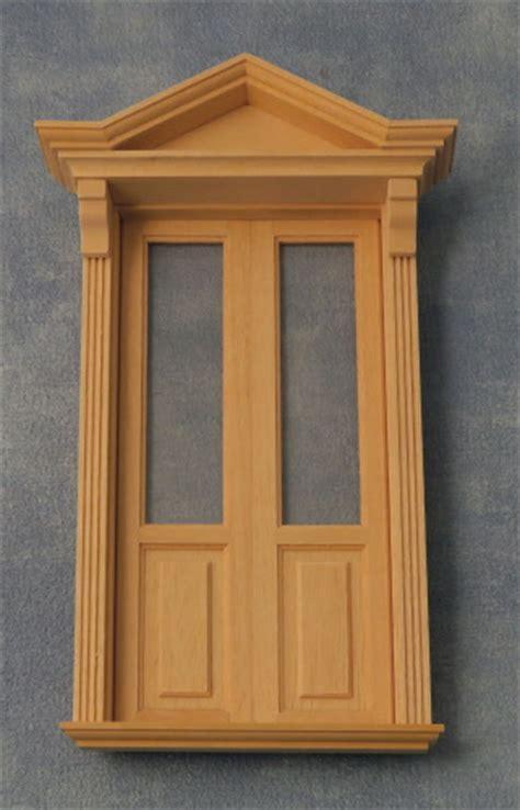 dolls house door tumdee dolls house miniature wooden doors