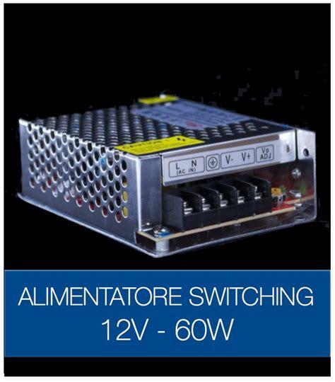 alimentatori dc dc alimentatore smps switching mode 12v 60w 5